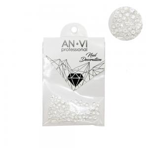 Стразы сваровски ANVI Professional MIX стеклянные №8 200 шт - 00-00000888