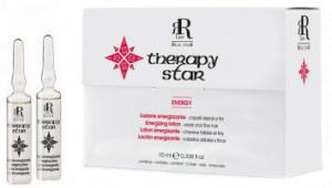 Ампули-лосьйон проти випадіння волосся RR Line Energy Star 10 мл*12 шт  - 00-00000919