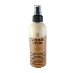 Двофазний спрей для волосся з олією аргани та кератином RR Line Argan Star 200 мл - 00-00000921