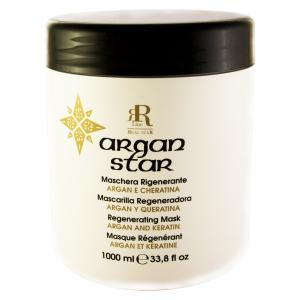Реструктуризирующая маска с маслом арганы и кератином RR Line Argan Star 1000 мл - 00-00000927