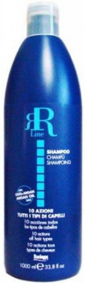 Багатофункційний шампунь для волосся з олією аргани та цитрусовими кислотами RR Line 1000 мл - 00-00000947