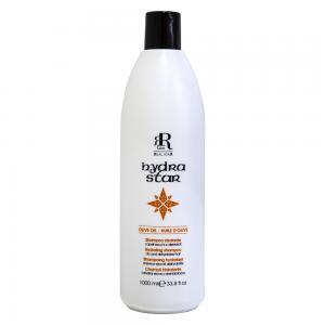 Шампунь для інтенсивного зволоження сухого волосся RR Line Hydra Star 1000 мл - 00-00000950