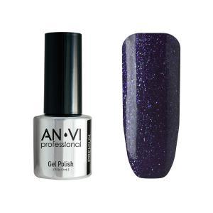 Гель-лак для нігтів ANVI Professional №063 Twinkling Amethyst 9 мл - 00-00000956