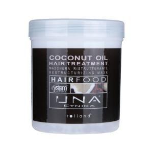 Маска для відновлення волосся з кокосовою олією Rolland  Una 1000 мл - 00-00001012