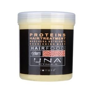 Маска для живлення волосся з протеїнами Rolland Una 1000 мл - 00-00001013