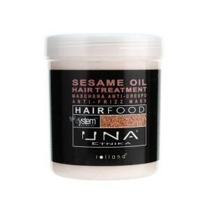 Маска для розгладження волосся з олією конжуту Rolland Una 1000 мл - 00-00001015
