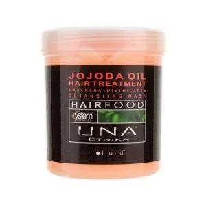 Маска для полегшення розчісування волосся з олією жожоба Rolland  Una 1000 мл - 00-00001016