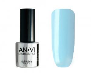 Гель-лак для нігтів ANVI Professional №035 Blue Laguna 9 мл - 00-00001071