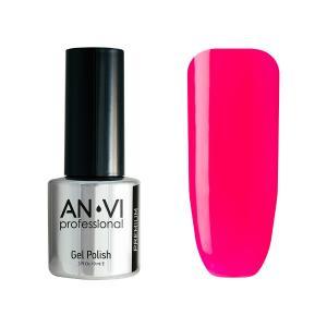 Гель-лак для нігтів ANVI Professional №047 Fire Pink 9 мл - 00-00001102