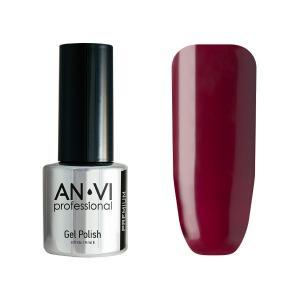 Гель-лак для нігтів ANVI Professional №018 Berry Splash 9 мл - 00-00001150
