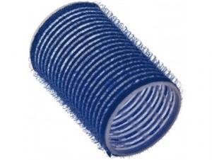 Бигуди на липучке Sibel синие 40 мм*6 шт - 00-00001168