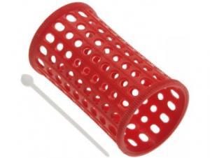 Пластиковые бигуди Comair красные 35 мм*10 шт - 00-00001175