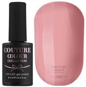 Гель-лак для нігтів Couture Colour №016 Щільний  рожево-пудровий (емаль) 9 мл - 00-00001219