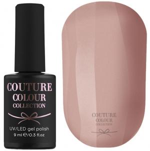 Гель-лак для нігтів Couture Colour №006 Щільний кавовий екрю (емаль)  9 мл - 00-00001235
