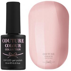Гель-лак для нігтів Couture Colour №005 Щільний кремово-рожевий (емаль)  9 мл - 00-00001236