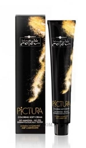 Крем-краска для мужских волос Hair Company Men №6 'Темный блонд' 60 мл - 00-00001304