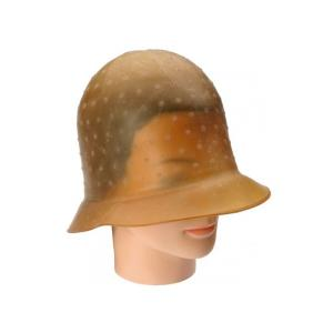 Каучуковая шапочка для мелирования волос Sibel  - 00-00001361