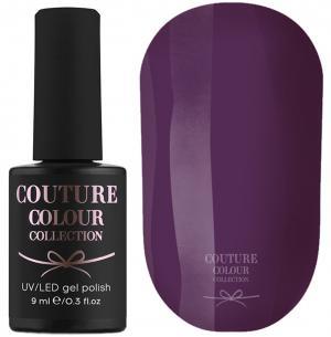 Гель-лак для нігтів Couture Colour №031 Щільний сливовий (емаль) 9 мл - 00-00001395