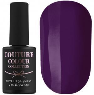 Гель-лак для нігтів Couture Colour №032 Щільний глибокий пурпуровий (емаль) 9 мл - 00-00001422