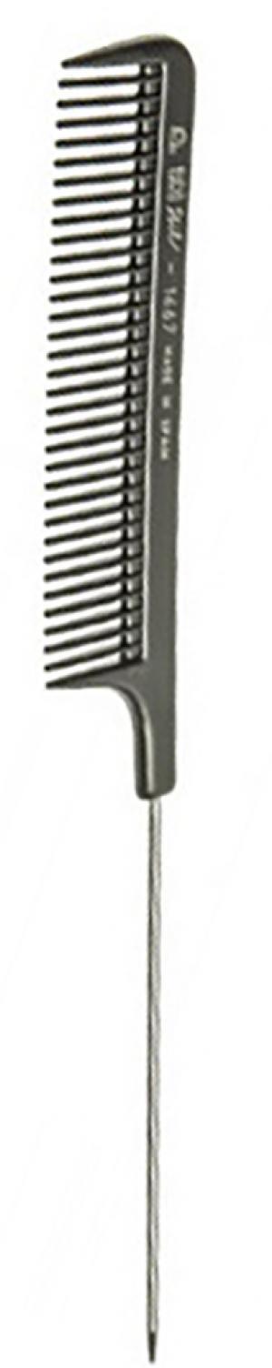Расческа Eurostil с металлическим хвостиком  - 00-00001425