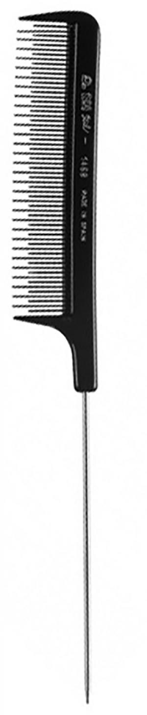Расческа Eurostil для начеса с металлическим кончиком  - 00-00001426