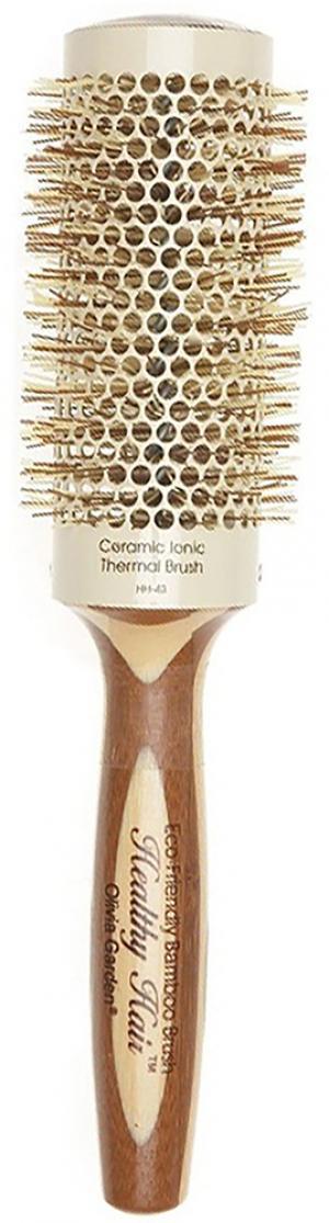 Брашинг бамбуковый Olivia Garden Healthy Hair 43 мм - 00-00001505