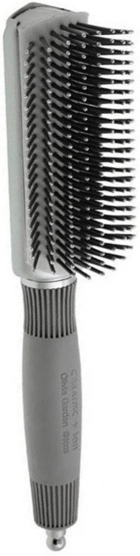 Щетка для волос Olivia Garden Styler R9 массажна - 00-00001539