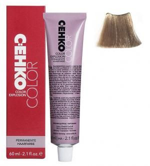 Крем-фарба для волосся C:EHKO Color Explosion №10/70 Ультра-світлий ванільний блонд 60 мл - 00-00001551