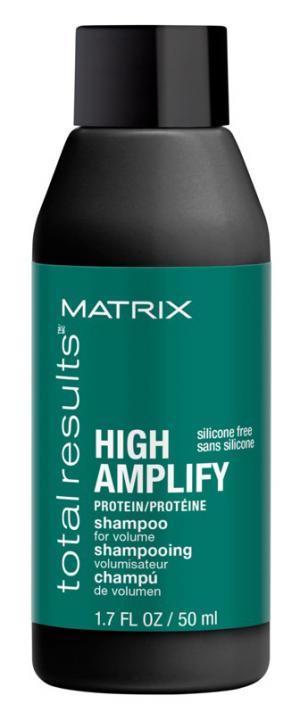 Шампунь з протеїнами для об'єму волосся Matrix Total Results High Amplify 50 мл - 00-00001660