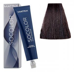 Крем-краска для волос Matrix Socolor Beauty №505N Шатен мокко 90 мл - 00-00001684