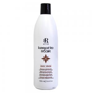 Шампунь для реконструкції волосся RR Line Keratin Star 1000 мл - 00-00001693