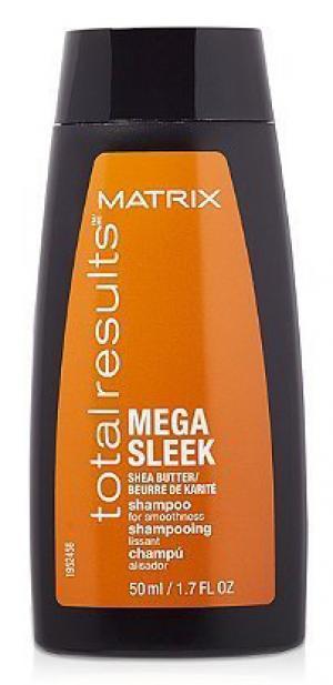 Шампунь для гладкості волосся Matrix Total Results Mega Sleek 50 мл - 00-00001705