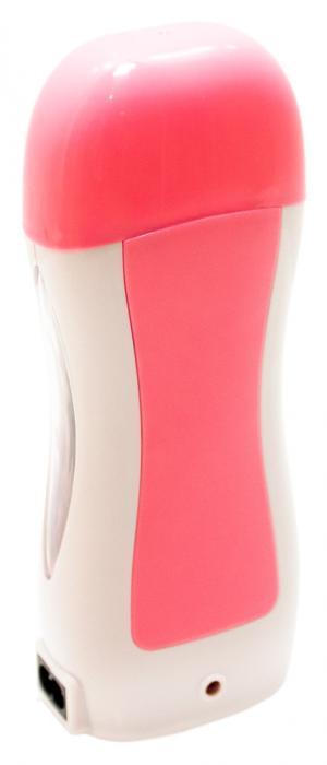 Кассетный нагреватель для воска Pro Wax розовый без базы - 00-00001821