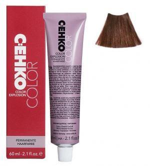 Крем-фарба для волосся C:EHKO Color Explosion №6/35 Золотистий темний блонд 60 мл - 00-00001949