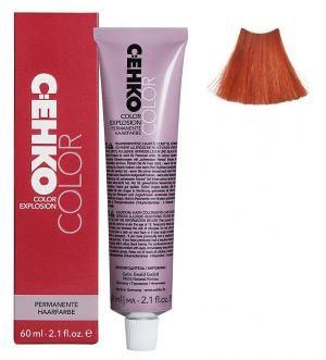 Крем-фарба для волосся C:EHKO Color Explosion №6/44 Мідний із золотистим відтінком 60 мл - 00-00001956