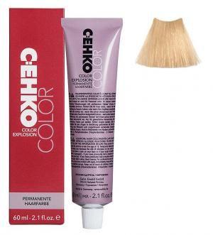 Крем-фарба для волосся C:EHKO Color Explosion №12/07 Світлий золотистий блонд 60 мл - 00-00001963