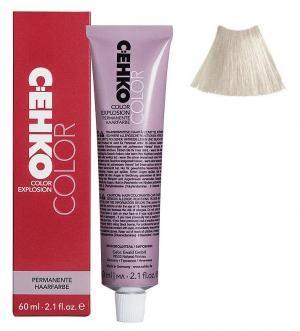 Крем-краска для волос C:EHKO Color Explosion №12/11 Перламутрово-платиновый блонд 60 мл - 00-00001964