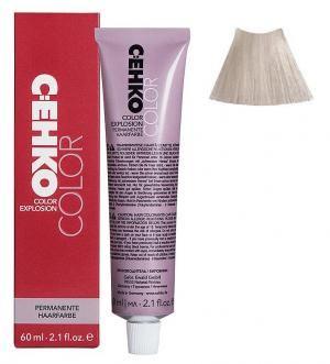 Крем-фарба для волосся C:EHKO Color Explosion  №12/20 Ультра-світлий попелястий блонд 60 мл - 00-00001965
