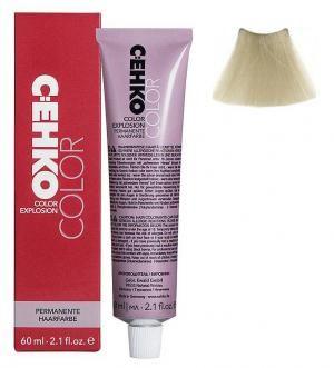 Крем-фарба для волосся C:EHKO Color Explosion  №12/30 Ультра-світлий золотистий блонд 60 мл - 00-00001966