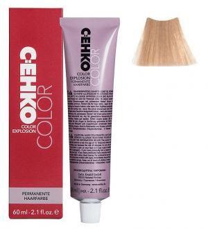 Крем-фарба для волосся C:EHKO Color Explosion №12/70 Ультра-світлий ванільний блонд 60 мл - 00-00001967