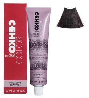 Крем-фарба для волосся C:EHKO Color Explosion №3/85 Темна ягода 60 мл - 00-00001972