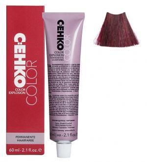 Крем-фарба для волосся C:EHKO Color Explosion №4/65 Махагоновий червоний 60 мл - 00-00001987