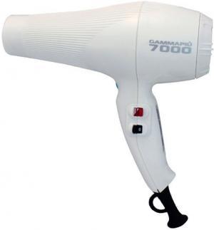 Фен для волосся Gamma Piu 7000 білий  - 00-00002241