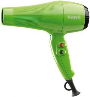 Фен для волосся Gamma Piu 7000 салатовий  - 00-00002242