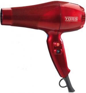 Фен для волосся Gamma Piu Tormalioniс 7005 червоний  - 00-00002244