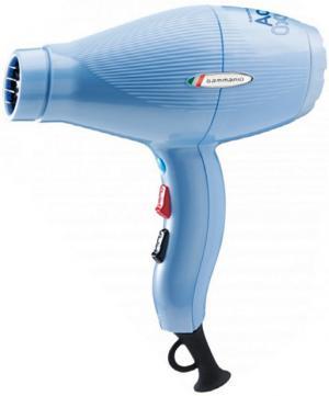Фен для волосся Gamma Piu Active Oxygen голубий  - 00-00002246
