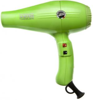 Фен для волосся Gamma Piu Tourmalin Ionic  зелений  - 00-00002250