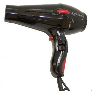 Фен для волос Infinity c ионизацией, черный 2100-2300W  - 00-00002261