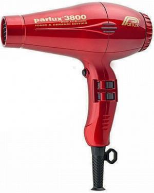 Фен для волосся Parlux Ceramic Ionic червоний  2100W  - 00-00002274