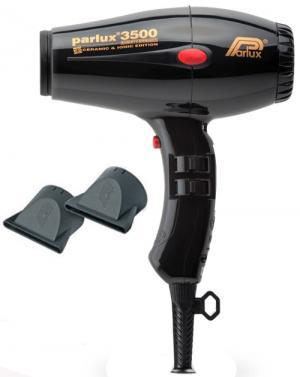 Фен для волосся Parlux Compact Ceramic Ionic чорний 2000W  - 00-00002278
